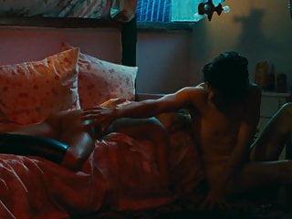 Emma De Caunes in french mainstream movie Ma Mere sex scene