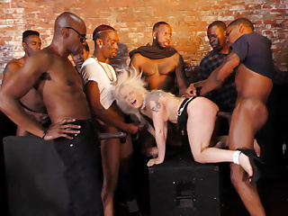 Bella Gangbang Jane Interracial - Sessions Cuckold
