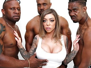 The Swinger Experience Presents Karma Rx Interracial Anal Gangbang