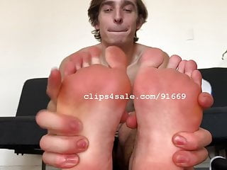 Foot Fetish – Logan Feet Part6 Video1