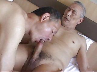 japanese Old Man 569