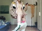 Naked long legged asian pics