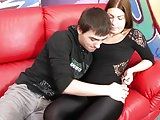 ShootOurSelf - Young couple fuck for camera in their house