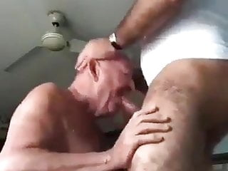 Two grandpas...
