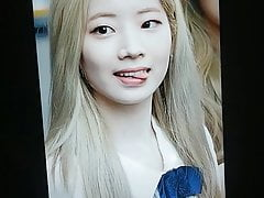 twice dahyun cum tribute Porn Videos