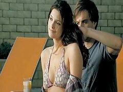 Ashley Greene shower scenes