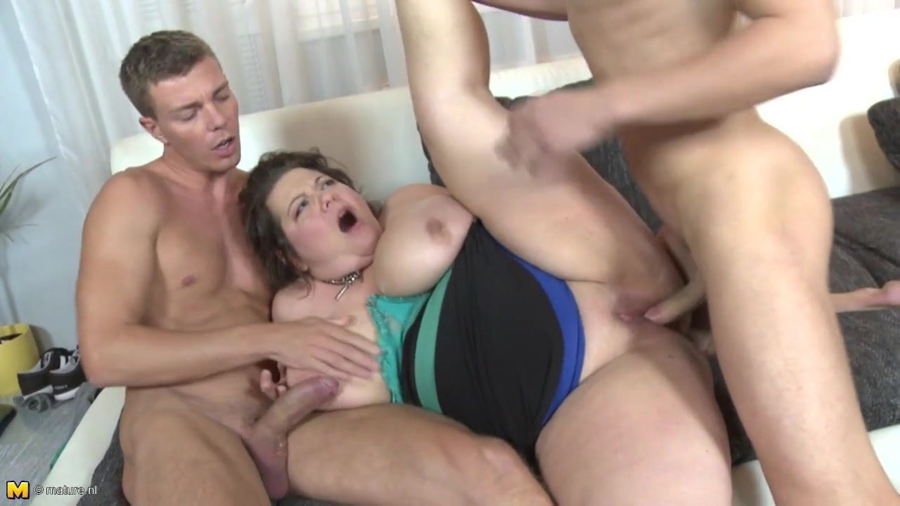 Mom Son Creampie Mature
