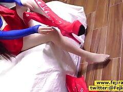 Fejira com – Cosplay girl tortured