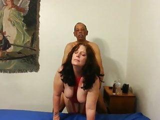 Takes  Ruff Grandad Cock Mature