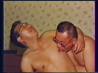 japanese Old Man 693