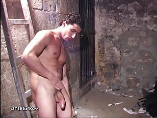 muscle arab guy from france