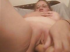 Anya skypeon keresztül masztizott a fiával