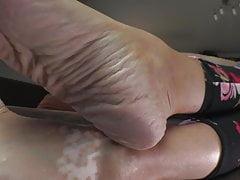Lacreme blue nails