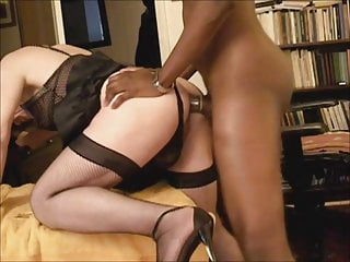 Mature cd fucked good by bbc...