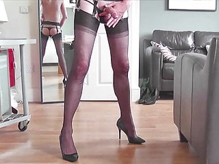 compilation Heels cumshots 3 things with pretty and