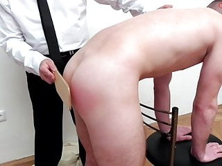 Spanked swimmer featuring deacon smith...