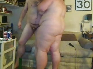 BBW Couple on cam