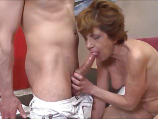 Nice granny...