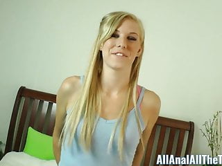Natural Teen Ella Woods Enjoys Getting Ass Ate at AllAnal