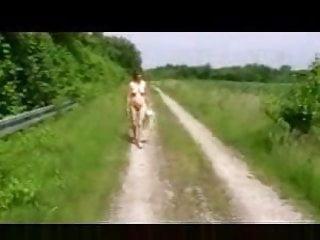 German Outdoor Nudist
