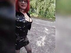Sissy roadside whore