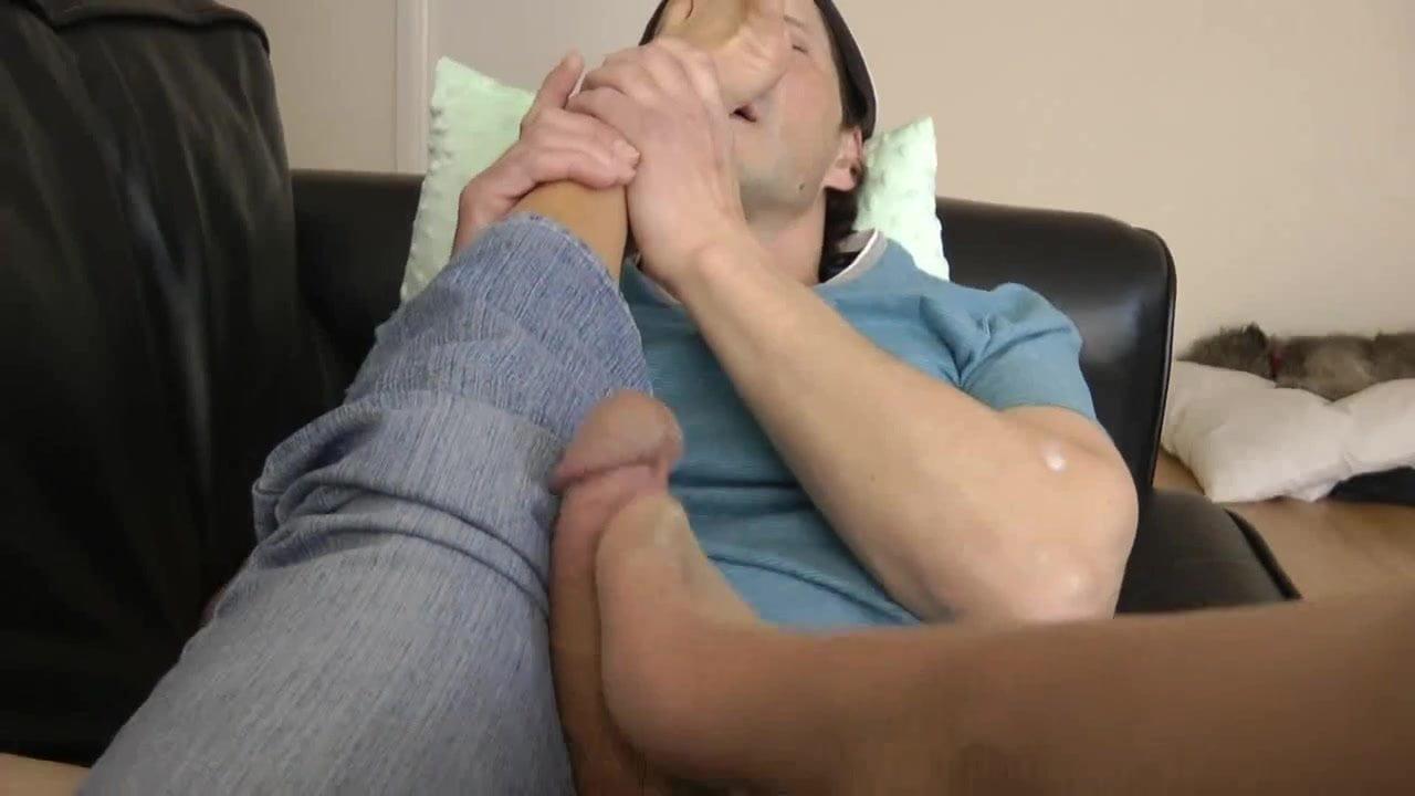 Nylon Feet Worship Lesbian