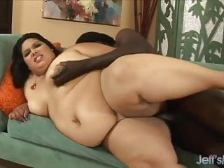Bbw lorelai givemore takes black dick...