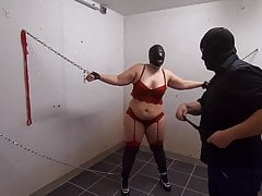 First Session With Marionette T. - Part1