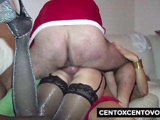 Morena la Taxista e la scopata di Natale