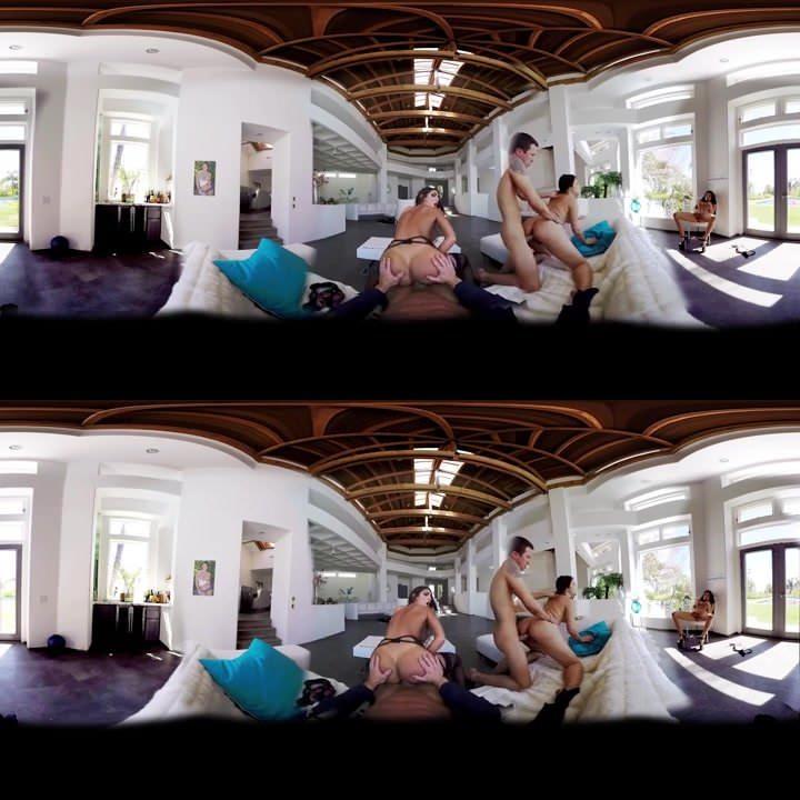 VR Orgies Group Sex  360 Experience Virtual Reality Porn