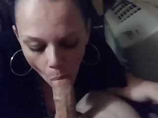 Neighbors wife blowing me