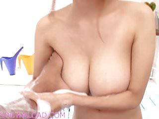 Huge boobs...