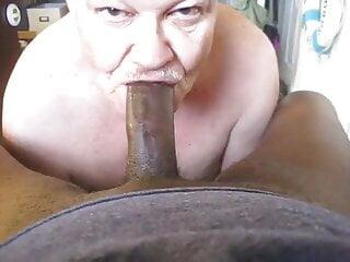 Grandpa toothless suck