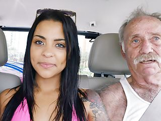 Nikki kay has threesome grandpas...