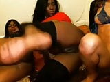 3 Ho Show - TWERK, Toys and Licking