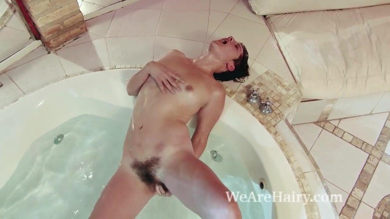 Milf Busty Masturbation Hairy