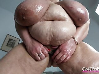 Russian mom tits belly pussy...