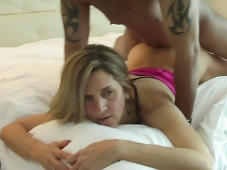 Jay Assassin pound the fuck out of #Hotwife Lauren DeWynter