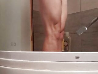 Montenegro boy showers