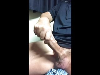 cumshot off with Fleshligh jerk