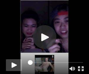 Mark's tiny penis on webcam