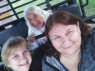 Granny Bitch Nancy Vacation Pics