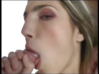 give blowjob group a girls beautiful Two