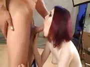 Petite Gothic Teen loves getting Fucked