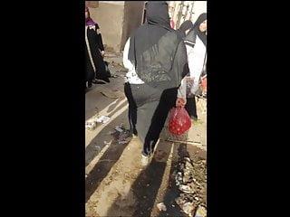 Public Nudity Bbw porno: BBW hijab wife