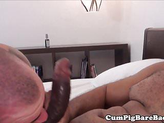 Raw pounding white mature butt...