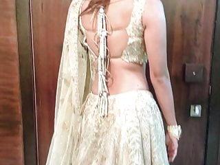 tribute#1 Pooja slut Hot Hegde moaning