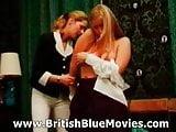Retro British Spanking