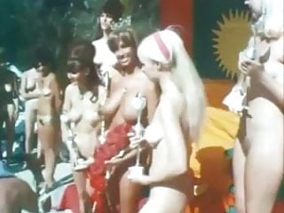 Miss universe nudist 1967 vintage...