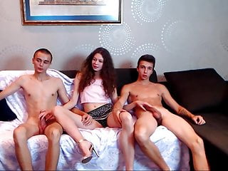 The Adult Video Experience – Russian trio blow job part 1